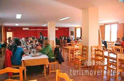 TURISMO VERDE HUESCA. Albergue Refugio de Riglos
