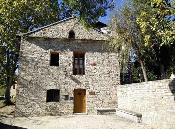 TURISMO VERDE HUESCA. Albergue Residencia en Morillo de Tou